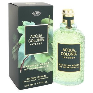 4711 Acqua Colonia Wakening Woods of Scandinavia by 4711