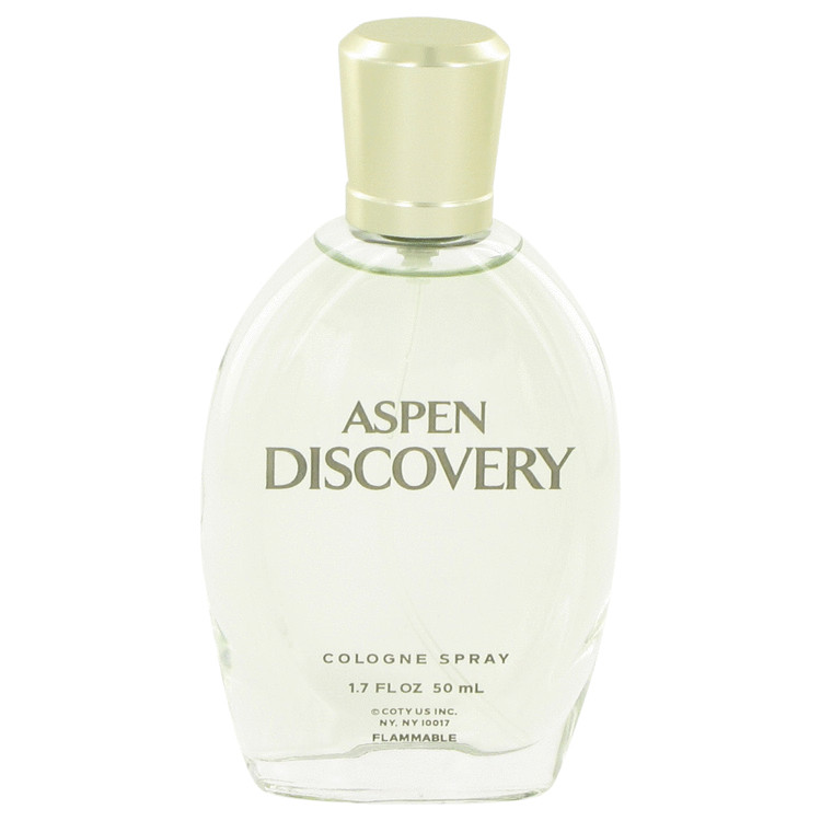Aspen Discovery by Coty Cologne Spray (unboxed) 1.7 oz for Men