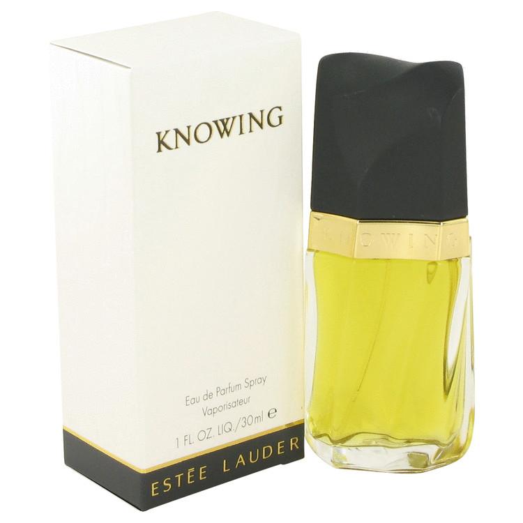 KNOWING by Estee Lauder Eau De Parfum Spray 1 oz for Women