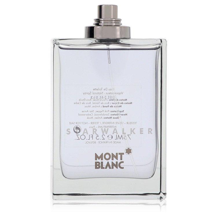 Starwalker by Mont Blanc Eau De Toilette Spray (Tester) 2.5 oz