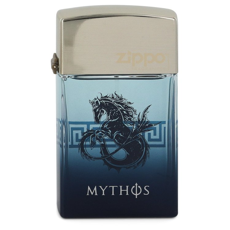 Zippo Mythos by Zippo Eau De Toilette Spray (Tester) 2.5 oz for Men