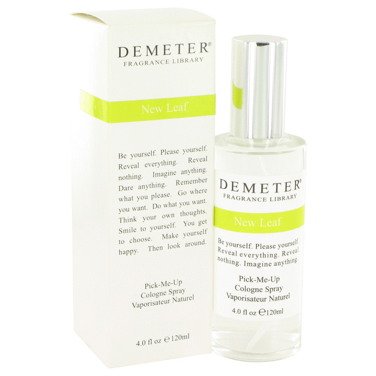 Demeter by Demeter New Leaf Cologne Spray 4 oz