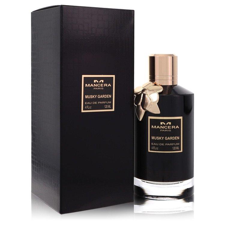 Mancera Musky Garden by Mancera Eau De Parfum Spray 4 oz