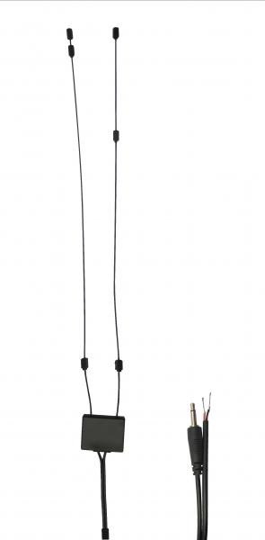 Uhf Antenna On Glass Uhf Antenna