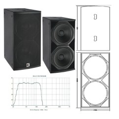 Dual Voice Coil Subwoofer Box Lamp Wiring Diagram Enclosure Design Images.