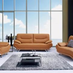 Classic Italian Leather Sofa Interior Design Ideas For Living Room With Brown Set Images