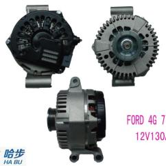 Ford Alternator Diode Testing Delco Alt Wiring Diagram Rectifier Images