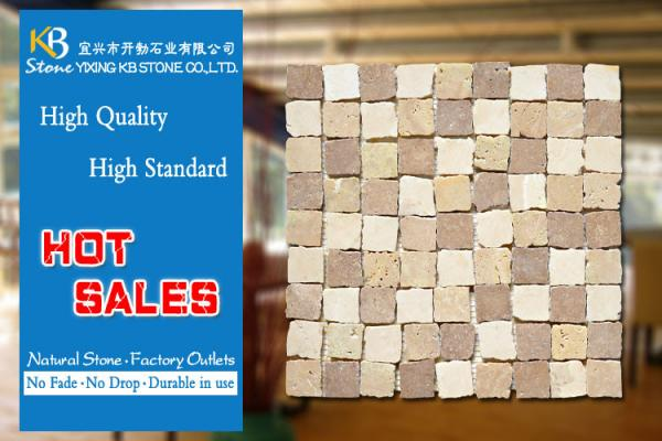 marble chips flooring images.