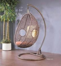 Outdoor Swing Rattan Egg Chair