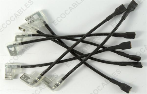 Wire Harness Coaxial Cable Assembly For Electric Cooker Wiring