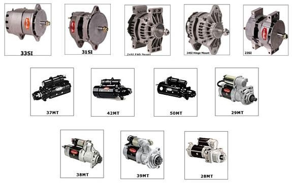 delco remy alternator images.