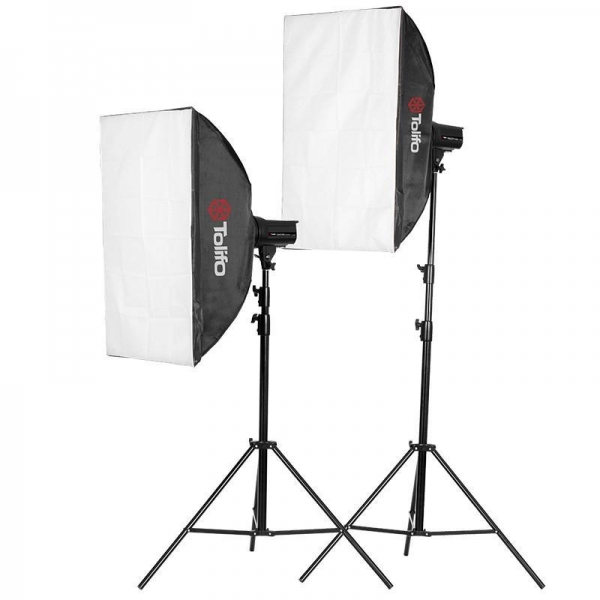 Bowens Portrait Lighting Kit
