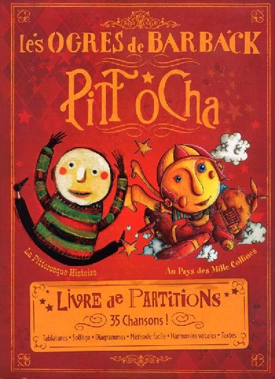 Les Ogres De Barback La Pittoresque Histoire De Pitt'ocha : ogres, barback, pittoresque, histoire, pitt'ocha, Online, Ogres, Barback, Sheet, Music