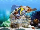 Amazing 3D Aquarium - Animated Screensaver and Wallpaper