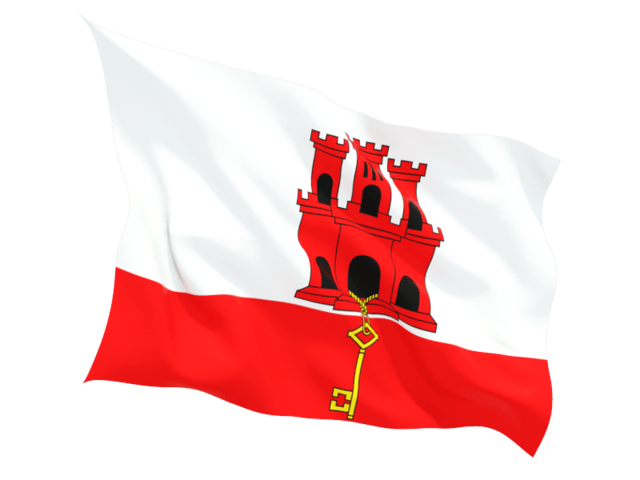 Image result for gibraltar flag
