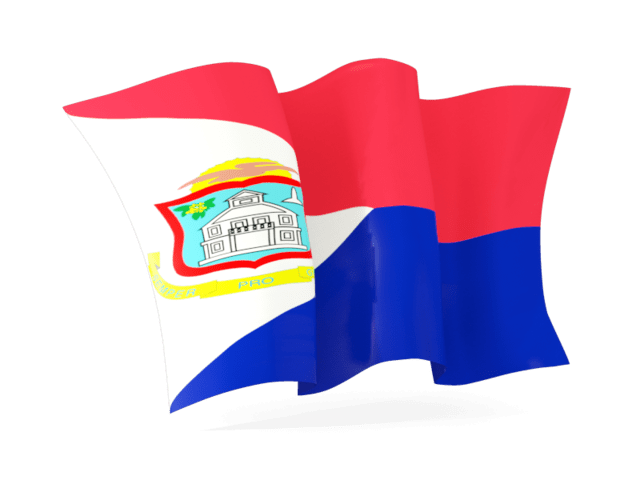 waving flag illustration of