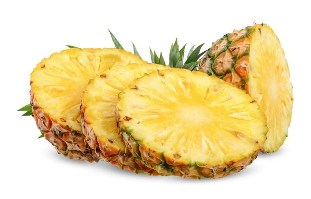 abacaxi-isolado-no-branco-com-tracado-de-recorte_26628-126 Dieta do abacaxi de 3 dias para baixar peso