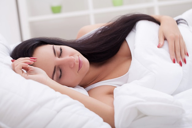 Perder barriga rápido é possível? Durma bem