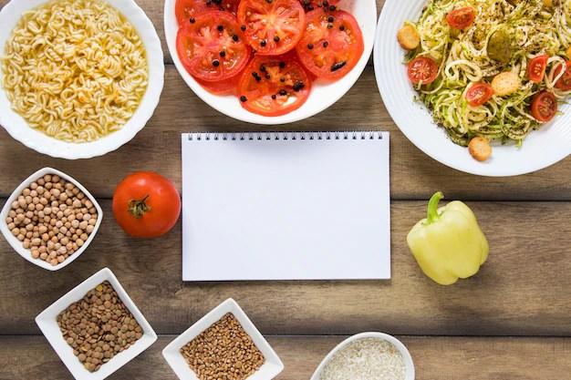 Sanduíche vegano - ingredientes