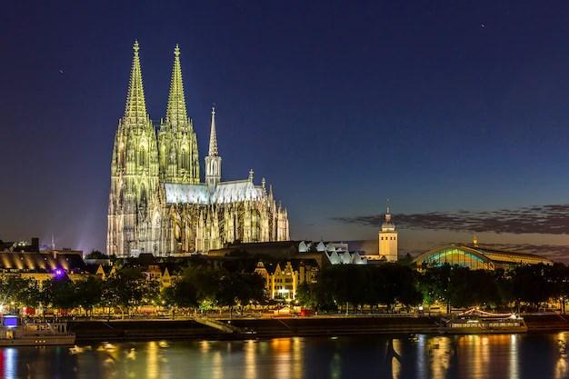 Bilder Kölner Dom Kostenlos - Ausmalbilder