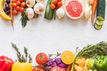 background food freepik vectors healthy unhealthy colorful meal psd 13k