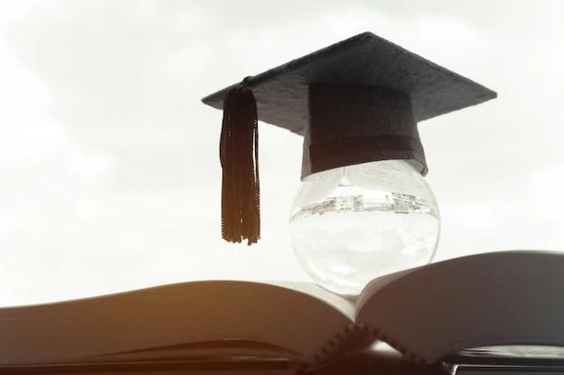 education books and graduation