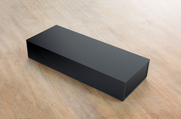 Download Black box mock up | Free Photo
