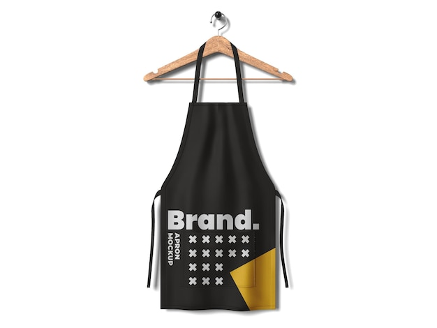 This apron mockup is perfect for branding and identity projects. Apron Images Free Vectors Stock Photos Psd