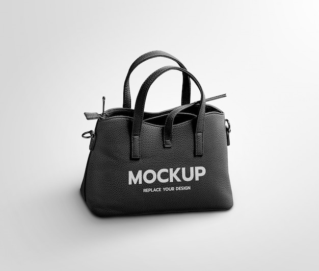 Here is a list of the 10+ best wallet mockup psd templates available in the market. Premium Psd Black Fashion Bag Mockup