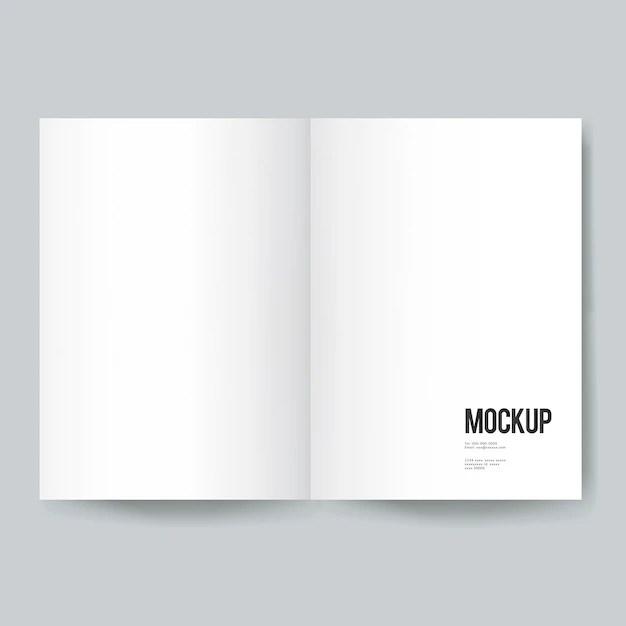 Book Mockup Vectors Photos And PSD Files Free Download