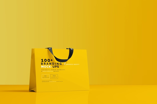 The best free psd packaging mockups we've found from the amazing sources. Bag Mockup Freepik