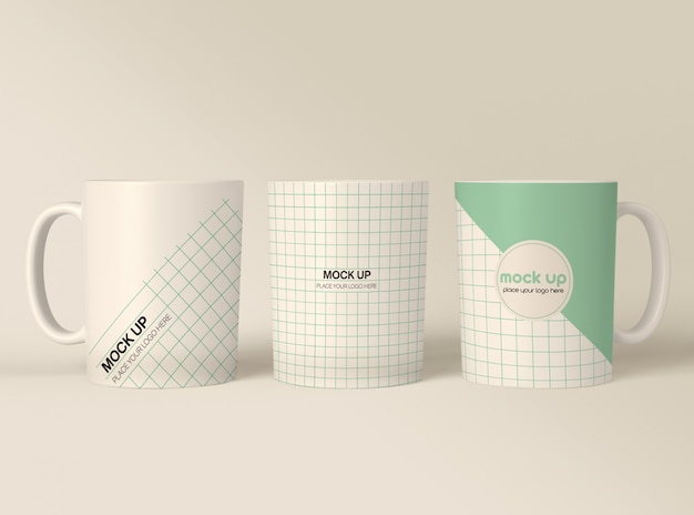 download free graphic resources for mockup car. Free Psd 10 Oz Ceramic Mug With Bamboo Lid Mockup