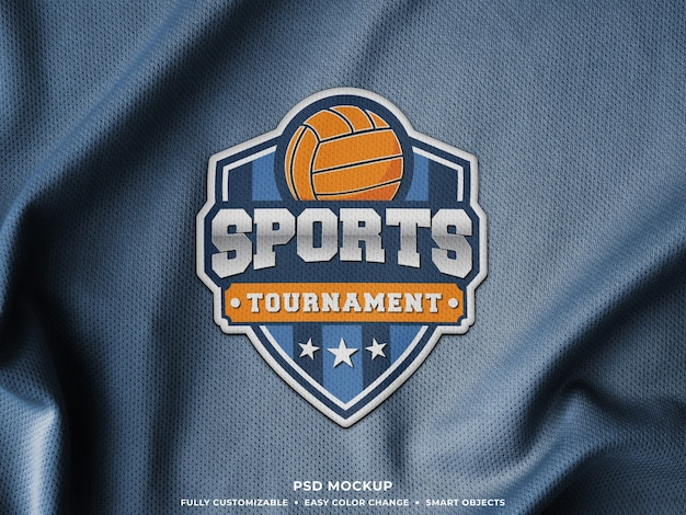 On people's profile pages there is a space for 'patches' an i was just wondering what they are and what they are used for. Premium Psd Embroidery Logo Patch Mockup On Sports Jersey Fabric