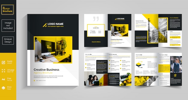 brochure design vectors photos