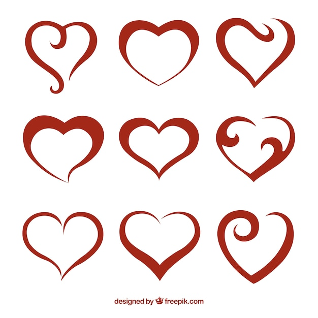heart vectors photos and