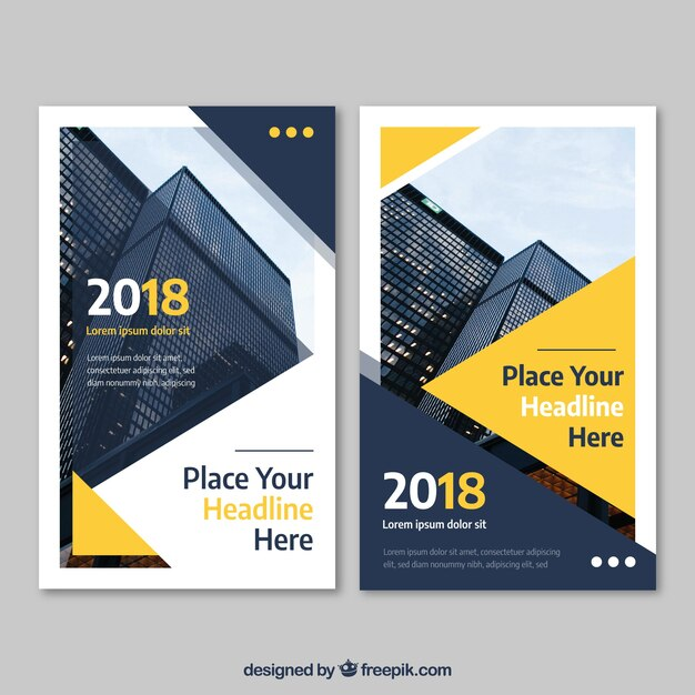 Corporate Company Brochure Vectors Photos And PSD Files Free Download