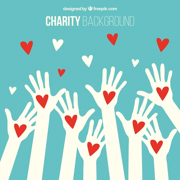 charity vectors photos and