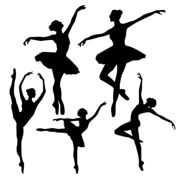 ballet vectors photos and