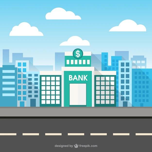 Bank Vectors Photos And PSD Files Free Download
