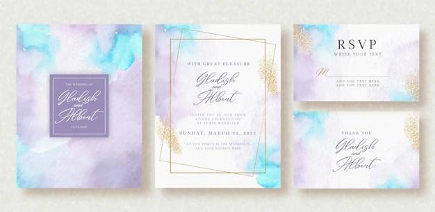 purple invitation images free vectors