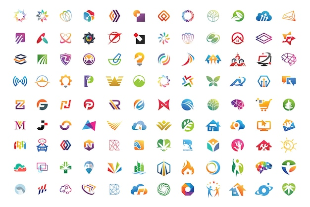 best logo collections vector