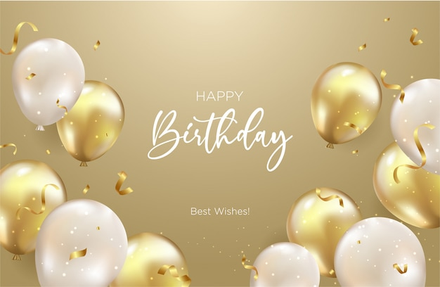 happy birthday red background images