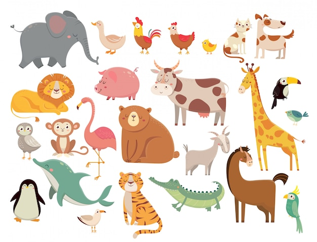 Free Animals Vectors 221 000 Images In Ai Eps Format