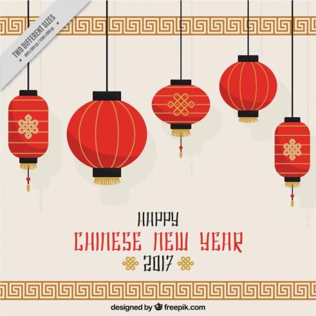 chinese lantern vectors photos