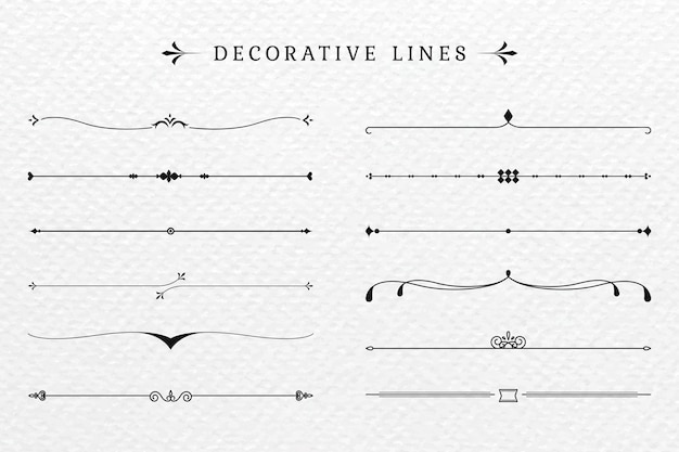 line vectors photos and