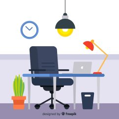 Office Chair Vector Sears Craftsman Folding Vectors Photos And Psd Files Free Download Flat Workspace Or Concept