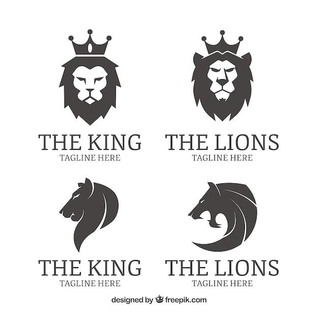 lion vectors photos and