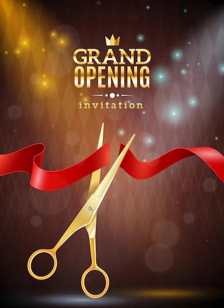 opening invitation images free