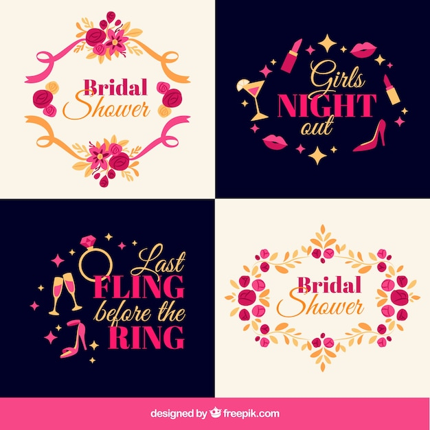 Bachelorette Vectors Photos And PSD Files Free Download