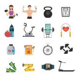 Fitness Icon Images Free Vectors Stock Photos & PSD